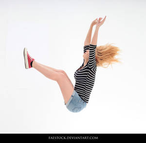 Jumping - Action Pose Reference 18