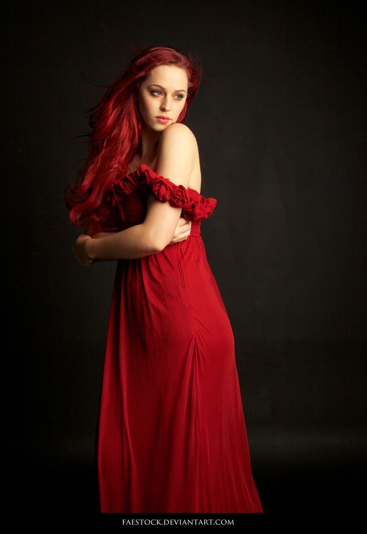 Scarlet 5 by faestock