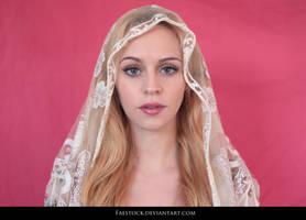 Veil - Portrait reference 2 by faestock