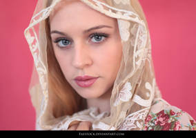 Veil - Portrait reference 3 by faestock
