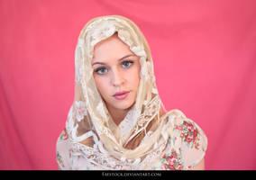 Veil - Portrait reference 4 by faestock