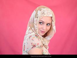 Veil - Portrait Reference 9 by faestock