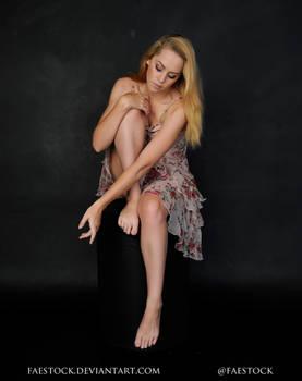 Laurel - Sitting pose reference 12