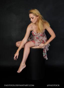 Laurel - Sitting pose reference 20