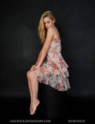 Laurel - Sitting pose reference 22