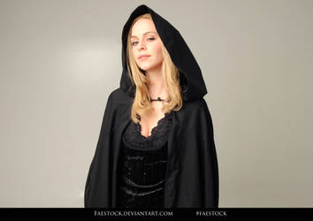 Alvira - Witch Portrait Stock6