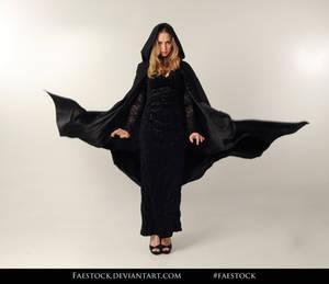 Alvira - Witch Portrait Stock 16