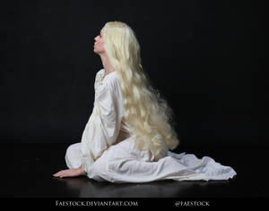 Crimson Peak - Sitting Pose Stock Resource 23