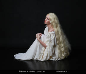 Crimson Peak - Sitting Pose Stock Resource 32
