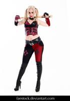 Harley Quinn 52 by faestock
