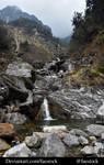 Nepal - Himalayan Mountain Landscape - Stock ref 2