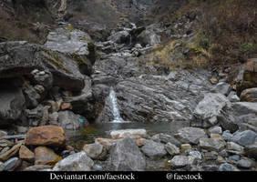 Nepal - Himalayan Mountain Landscape - Stock ref 1