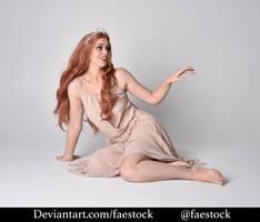 Fae - full length model pose 9