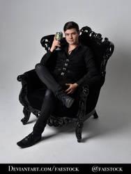 Jarryd- full length male model pose  reference 1