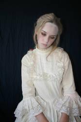 Ghost portrait by faestock