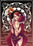 Zodiac Armaments:  Staff of Aries