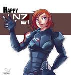 Happy N7day !
