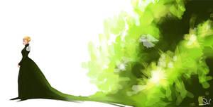 Cersei Lannister - GoT s6 ep10 spoiler by Salayanara