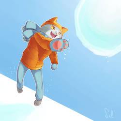 Commission - Coldcat