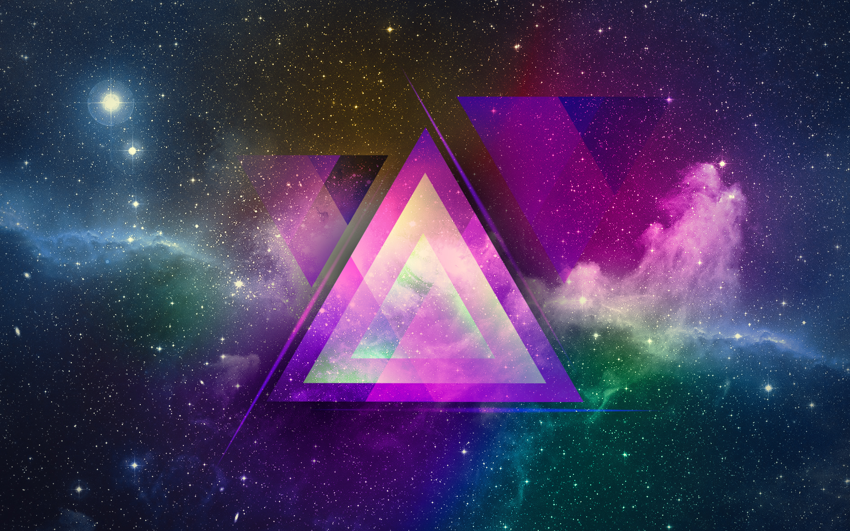 Abstract space wallpaper by Only-unnamed on DeviantArt