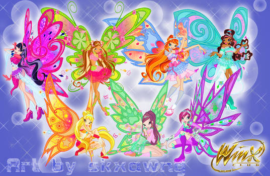 Winx new transformations