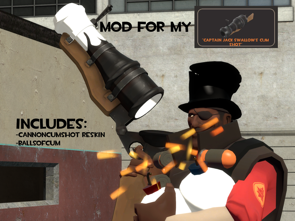 Mod for my Losse Cannon by labet1001