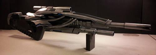 Javelin Sniper Rifle by blackleafcreative