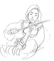 violin by bigbigtruck