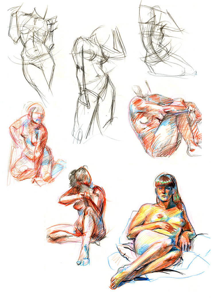 life drawing 042511 by bigbigtruck