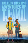 TJ and Amal Volume 1 Cover
