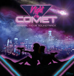 NIGHT OF THE COMET (1984) OST Remaster (front)