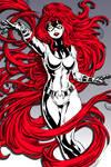 Medusa - Inhumans by Phantom-Preet