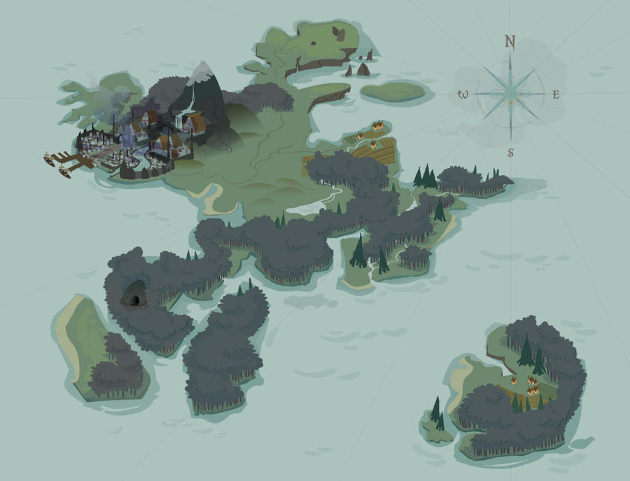 Map by Nafah