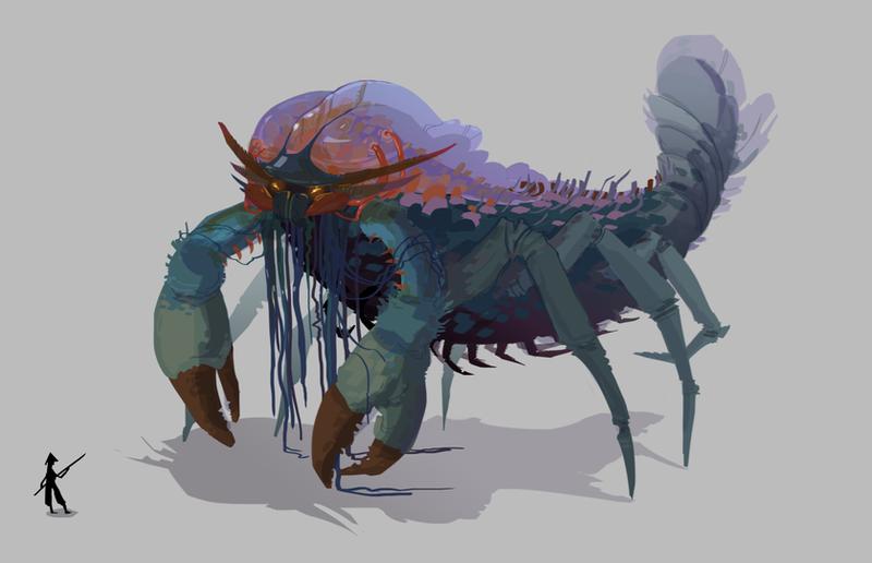 water demon 2 by nafah on deviantart