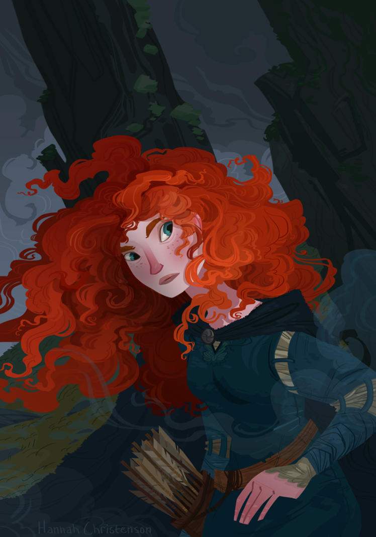 Merida by Nafah