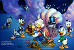 Uncle Scrooge and Donald