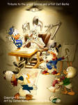 Disney Donald Duck and Barks