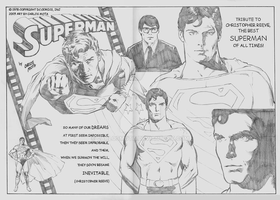 Superman by CarlosMota