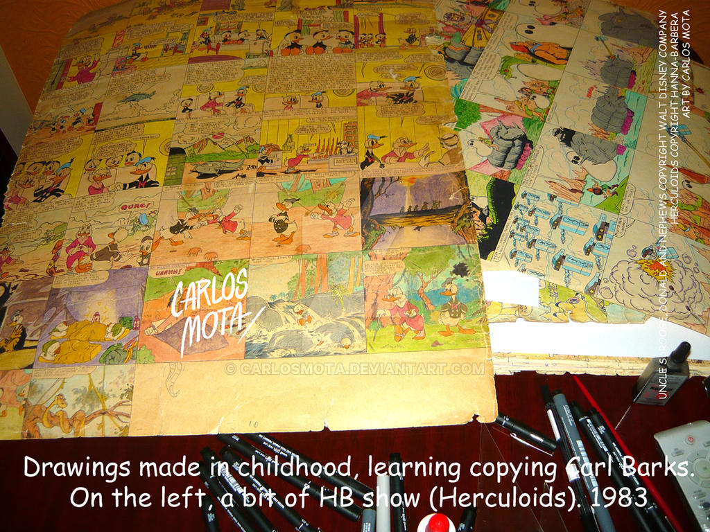 Childhood memories... by CarlosMota