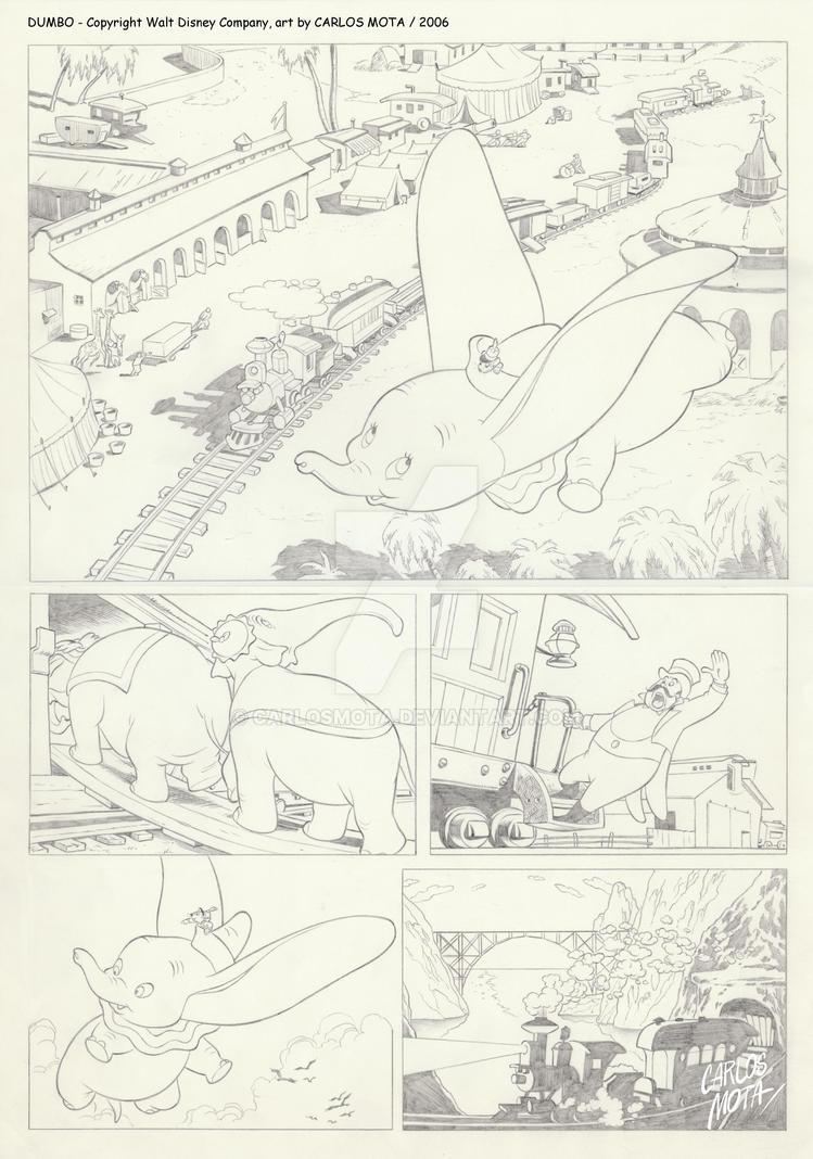 Dumbo JPG by CarlosMota
