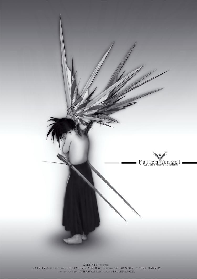 - Fallen Angel - by aeritype