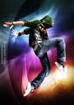Break Dance Poster 2