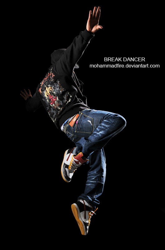 Break Dancer by Mohammad-GFX