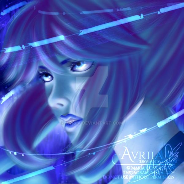 30-Day Challenge: Lapis Lazuli by Avriia