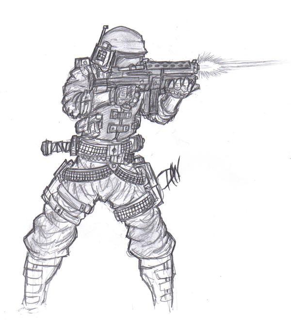 future swat guy 2sneekyazn on deviantart