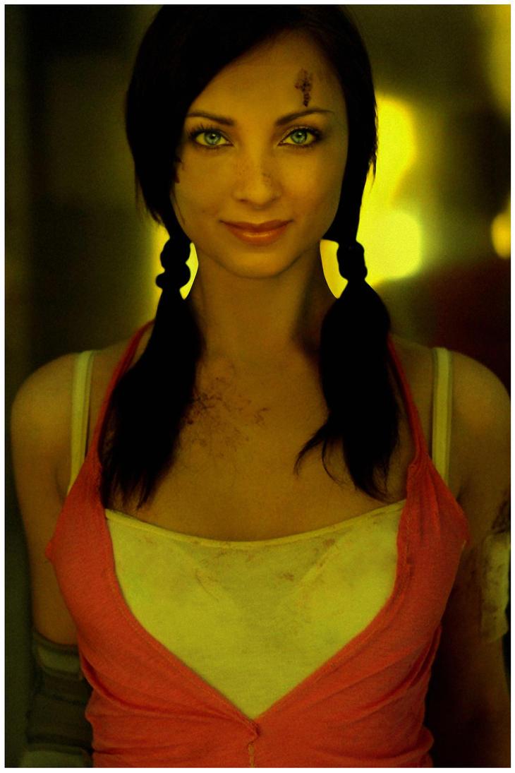 Sonita Henry As Ellie Langford by TheOldMan11342501