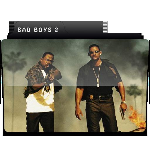 Bad Boys 2 Folder Icon By Turkush On DeviantArt