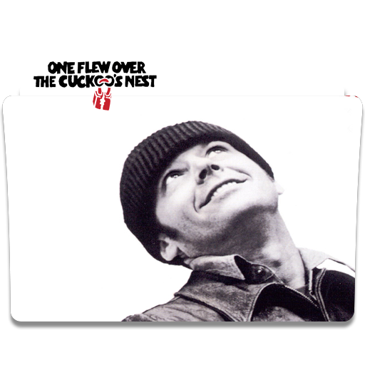 One Flew Over The Cuckoos Nest Quotes: One Flew Over The Cuckoo's Nest Folder Icon By Turkush On