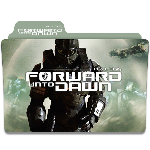 Desktop folder icons Halo