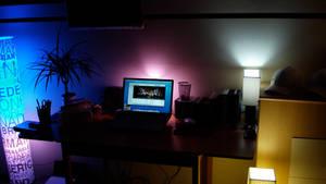 Temp. MacBook Pro Setup by sh3kk